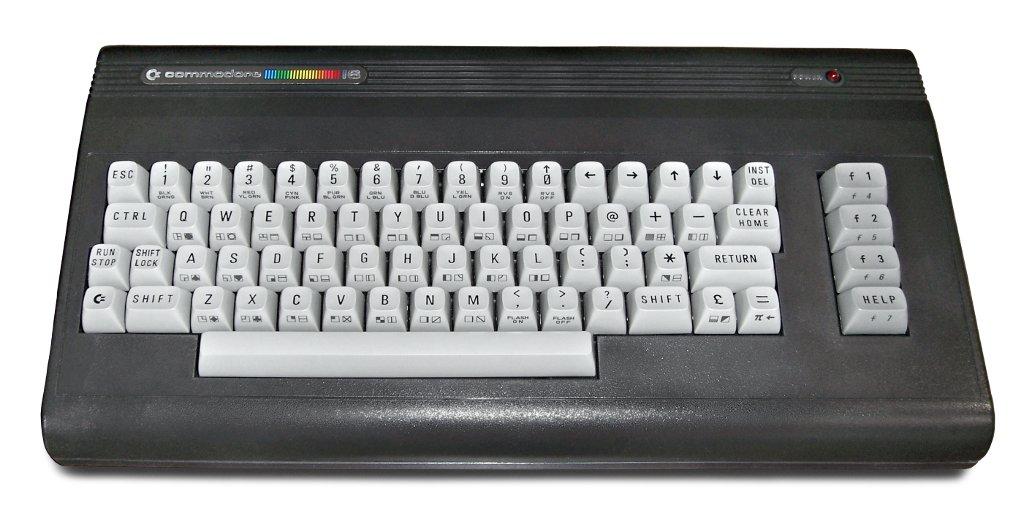 Commodore 16 mi primera computadora