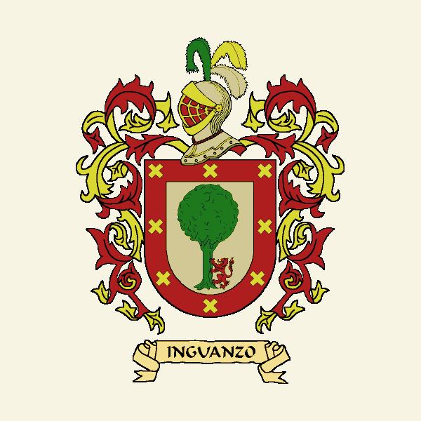 escudo de armas inguanzo