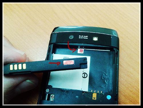Etiquetas de celulares mojados