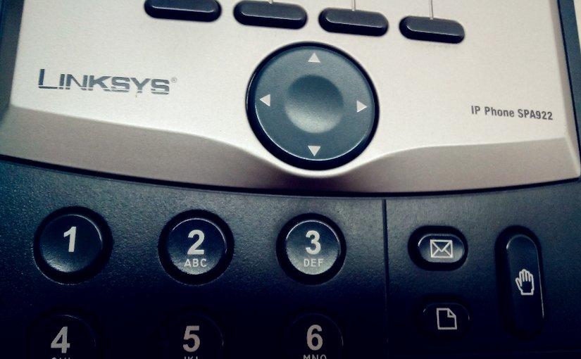 Jalar una llamada de un conmutador Elastix