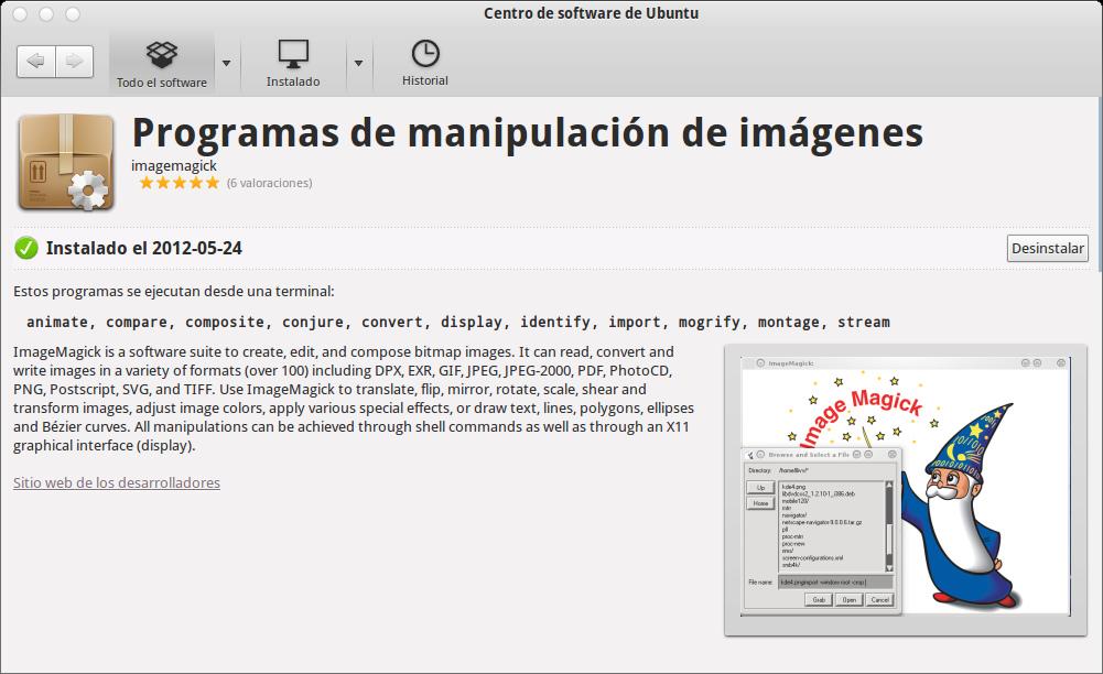 Convertir todas las imágenes de un directorio a PDF con imagemagick
