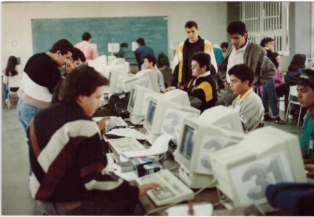 Antiguo laboratorio de sistemas - ITL