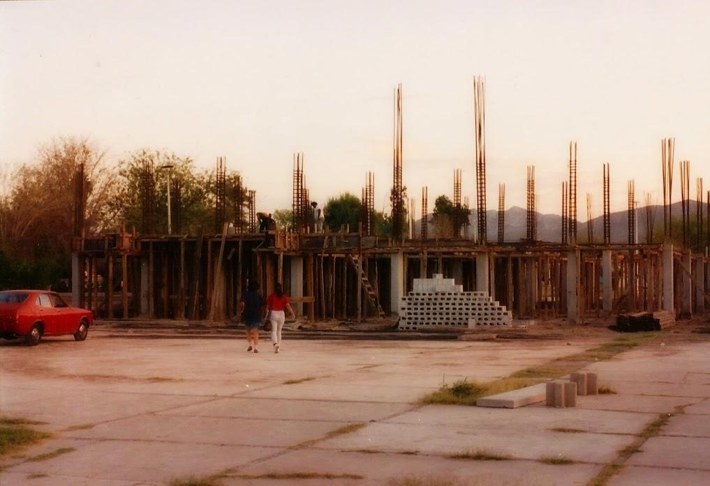 Construcción del nuevo centro de cómputo - ITL