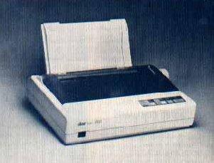 La impresora Star Micronics NX 1000