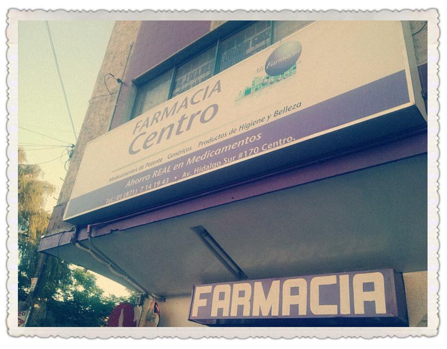 Farmacia Centro en Gomez Palacio