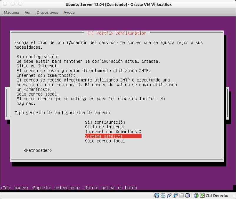 Ubuntu Server 12.04 VirtualBox