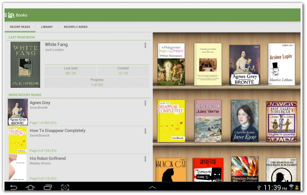 aldiko book reader para android