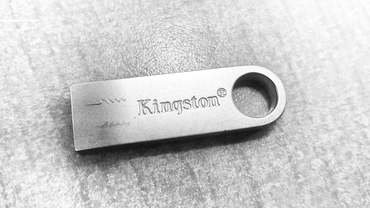 memoria falsa kingston