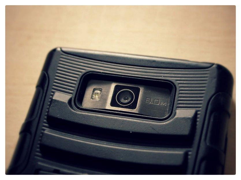 cámara de 8 mega pixeles lg p708g