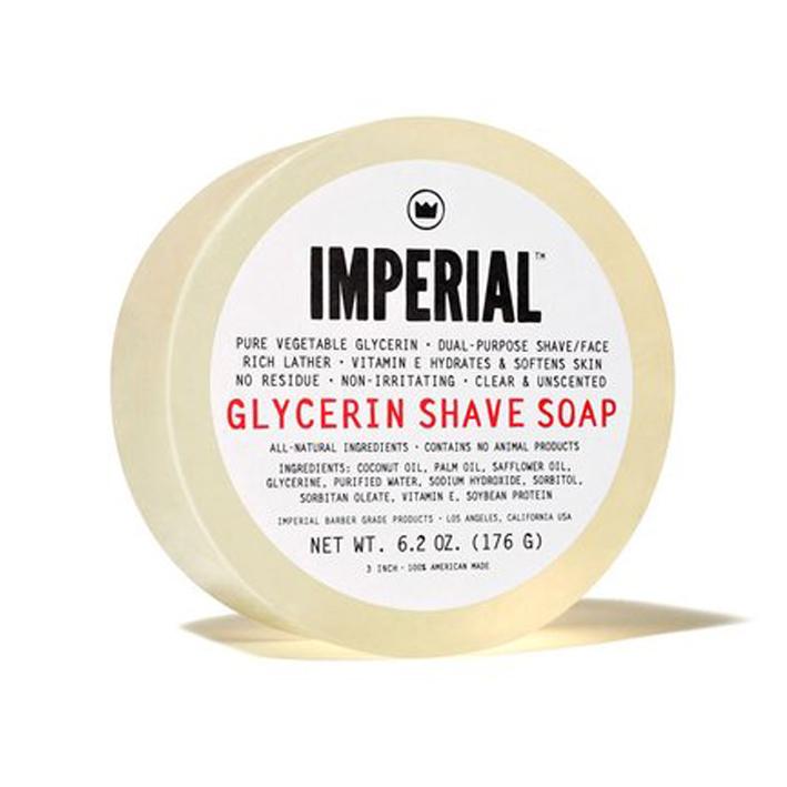 Jabón para afeitar de la marca Imperial