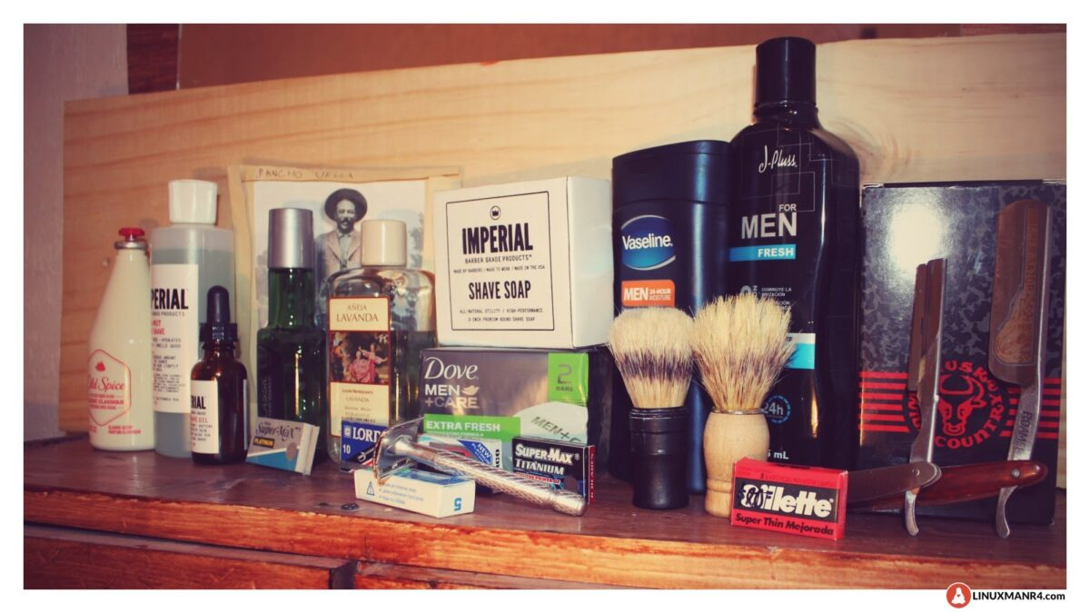 Articulos para el afeitado clásico