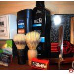 Brochas y navajas para afeitar