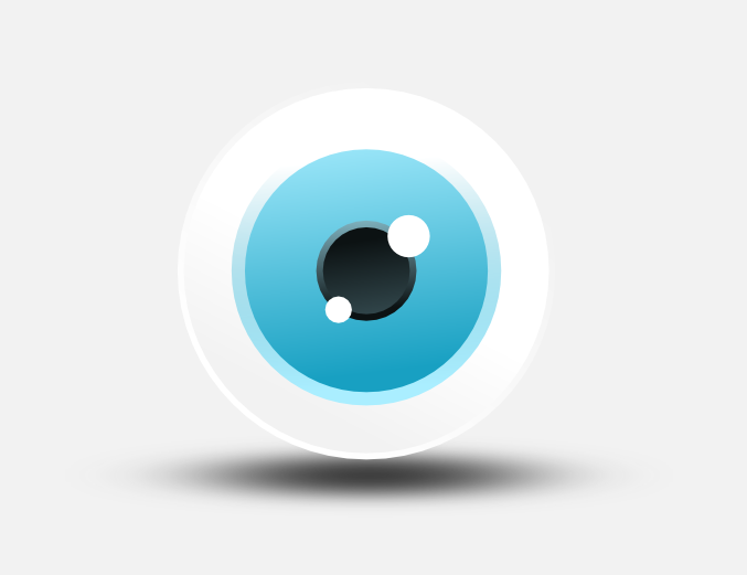 ojito tapatio - tutoriales de Inkscape