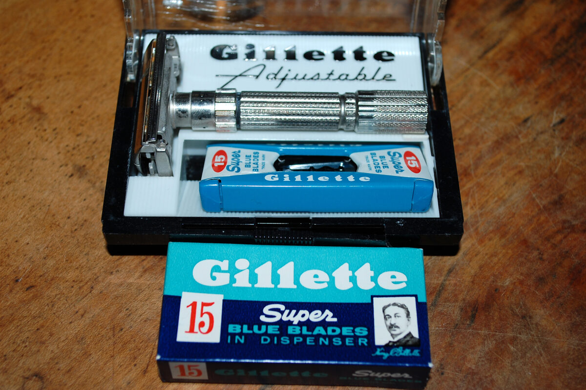 Gillette Fatboy Ajustable