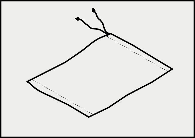 diseño de la bufanda