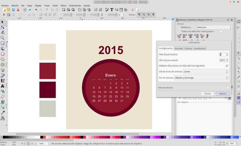 Inkscape Enero 2015