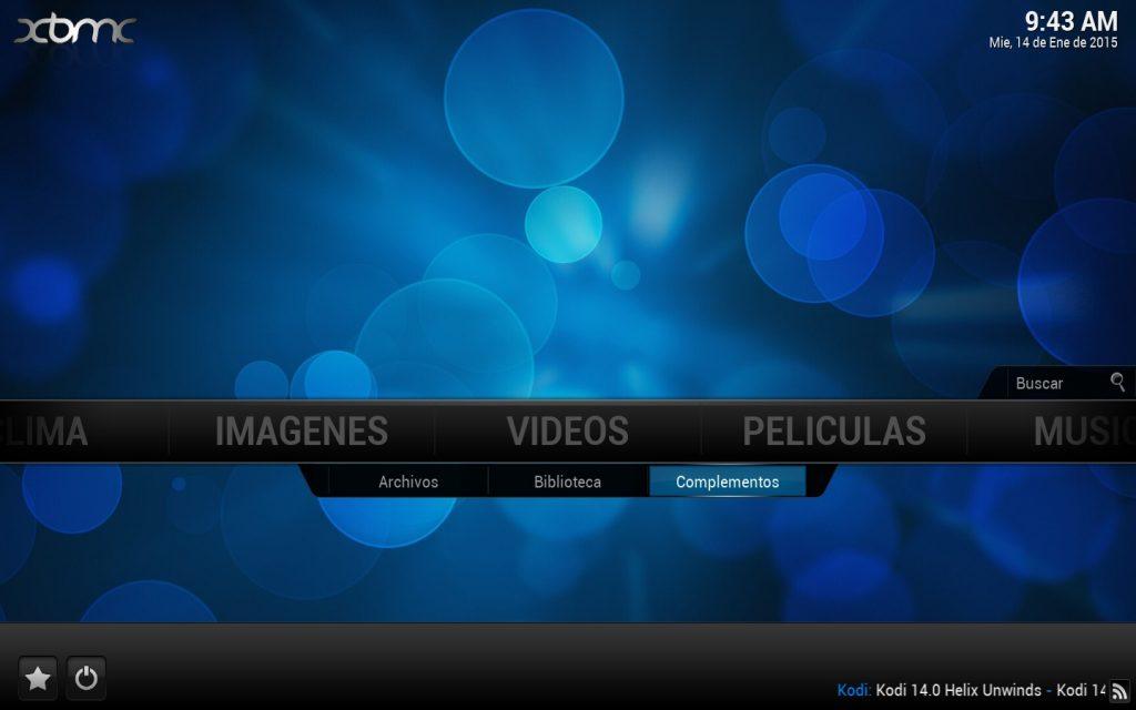 XBMC Videos Complementos