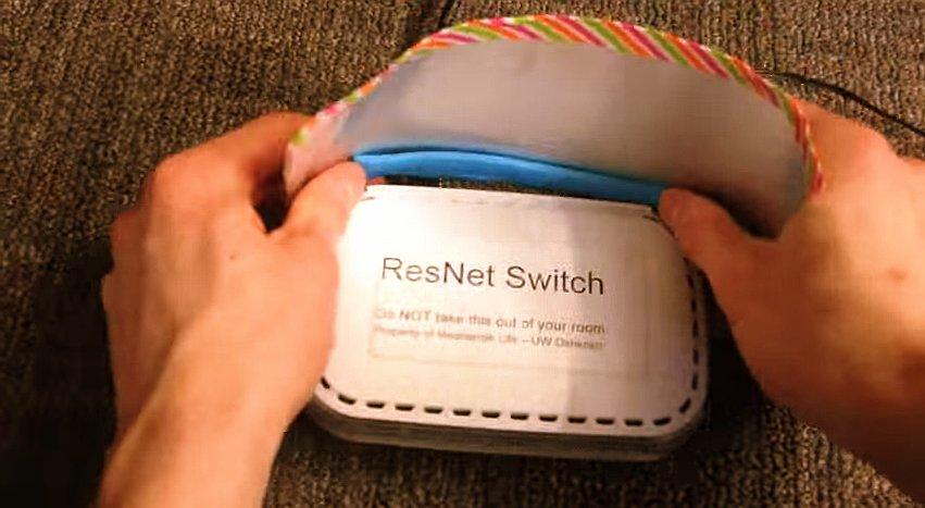 Mejorar la señal de un aparato WiFi que no tiene antena
