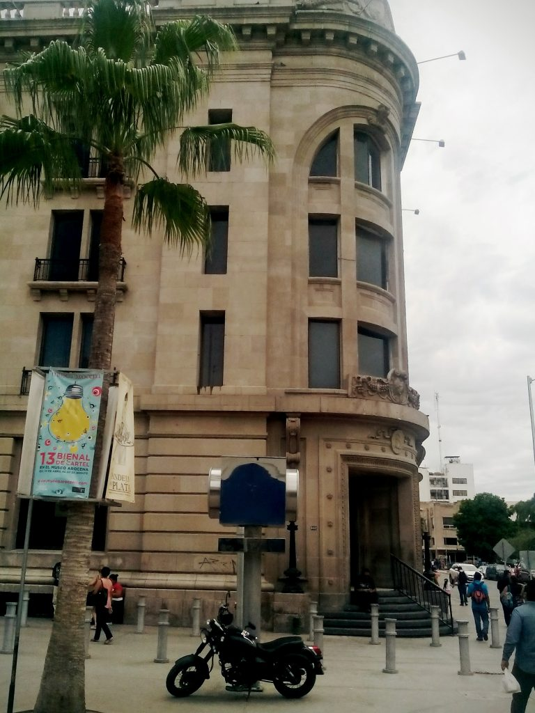 Antiguo Banco Comermex