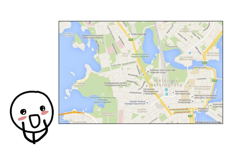 Descargar en una imagen jpg un mapa de Google Maps
