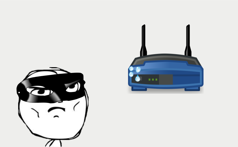 ladron de internet