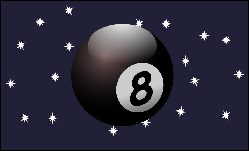 La bola mágica, un divertido script en Ruby