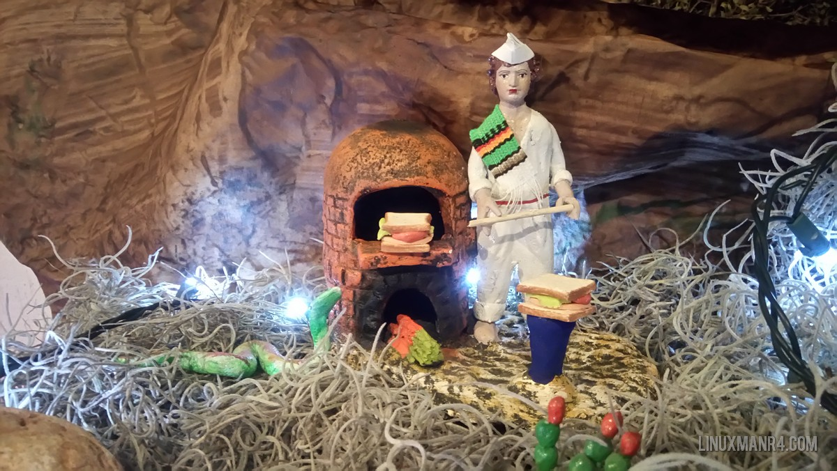 el panadero sandwichero