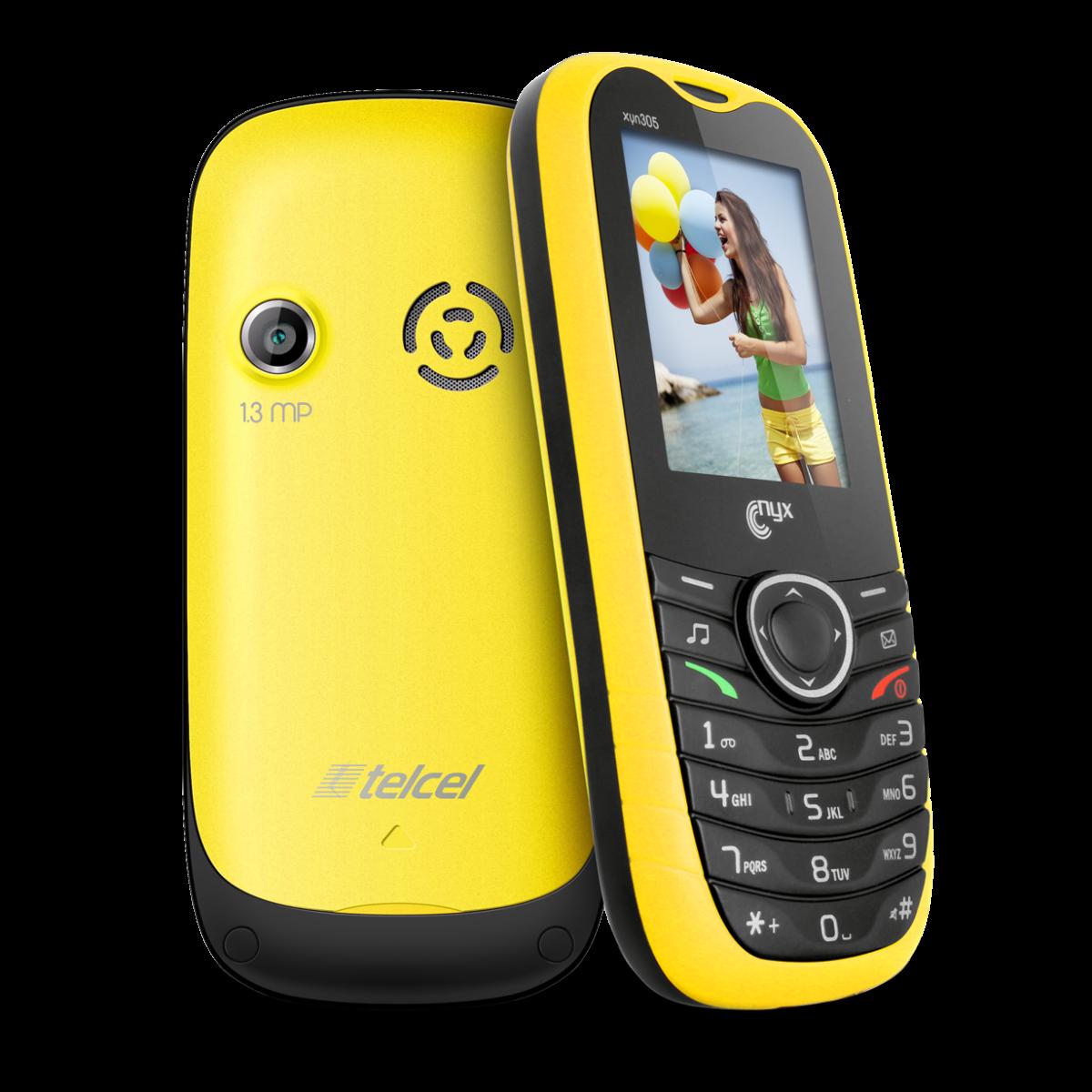Teléfono xyn 305