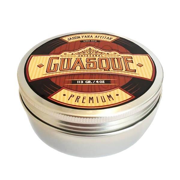 Jabon para afeitar Guasque Premium