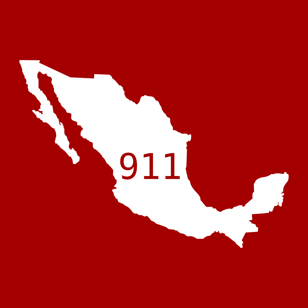 911 México | dial pattern 911 elastix