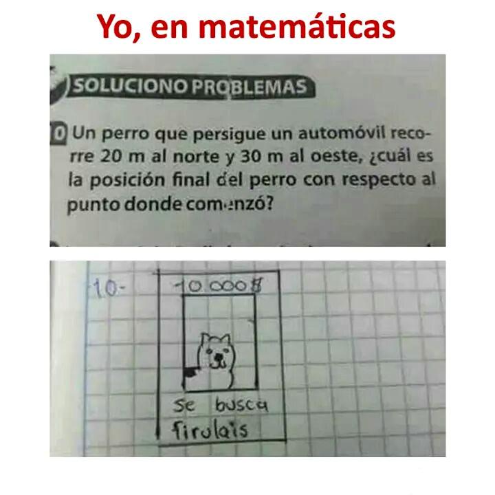 Meme matemático