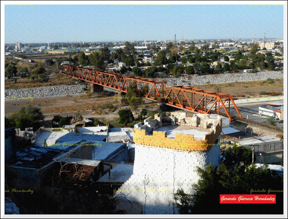 Torreón y puente