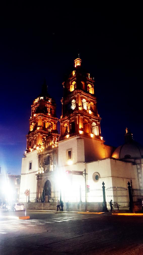 La Catedral Basílica de Durango