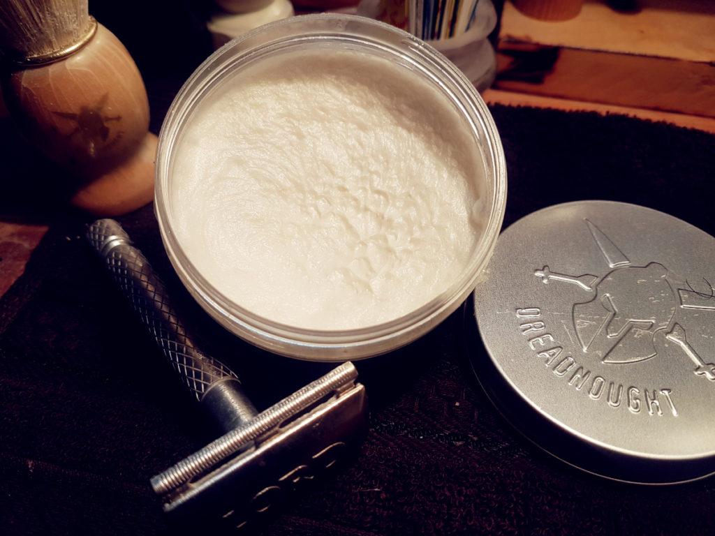 Crema de afeitar Dreadnought
