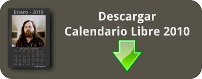 Descargar Calendario Libre 2010